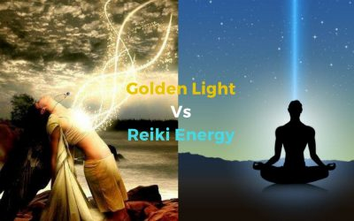 Reiki Vs Golden Light ~ What's The Difference?